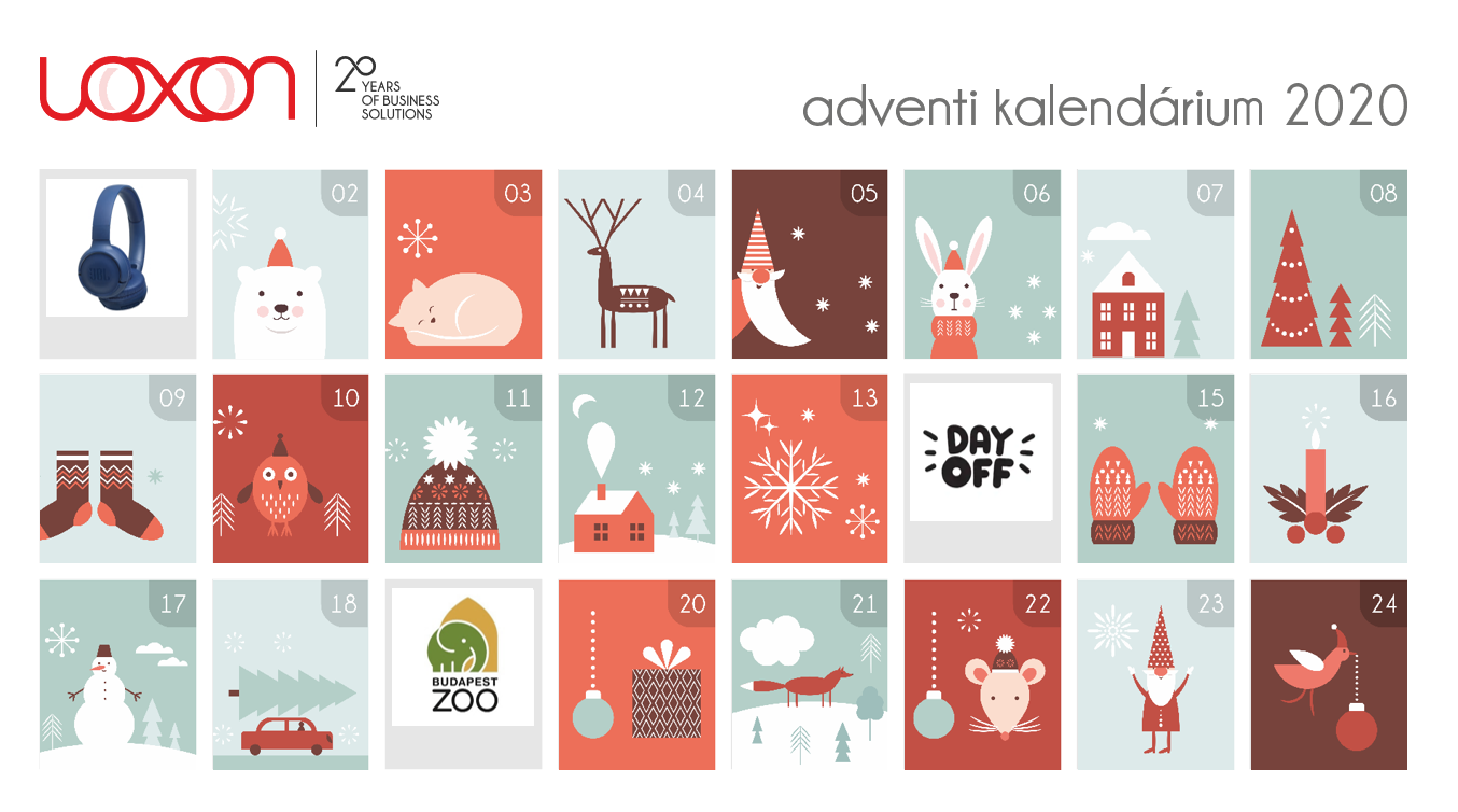 virtual advent calendar